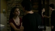 Бъди по - добрият човек, Деймън | The Vampire Diaries Season 2x13