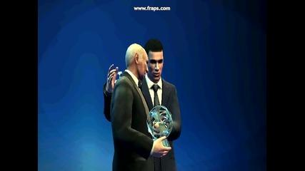 Най-добър играч на Европа : ))