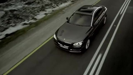 New 2013 Bmw 7-series Launch Commercial and Film