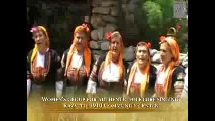 Singing grannies from Kraynitsi village
