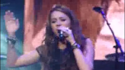 When I look at You - Miley Cyrus 1025 Concert For Hope
