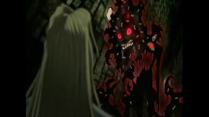 ~ Alucard vs Luke ~