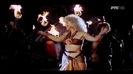 Lepa Brena - Tamba lamba ( Filmska verzija spota iz HDSV 2, 1989. god)