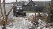 Ето как вадят дънери в Русия !