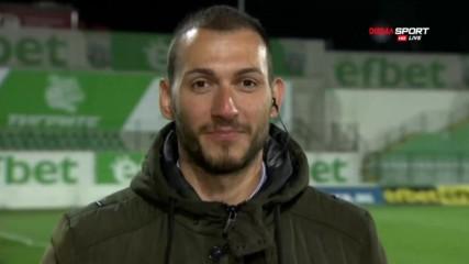 Томаш: Искам всеки мач да играем така, както през второто полувреме