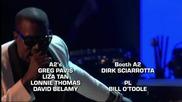 Kanye West - Heartless Ellens Bigger, Longer & Wider Show Perfomance