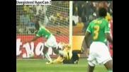 Кндр - Кот дивоар 0 - 3 (групова фаза световно 2010 Юар)