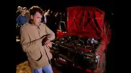 Top Gear - Чупене На Джип Toyota