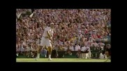 Roger Federer - Slow Motion Winner
