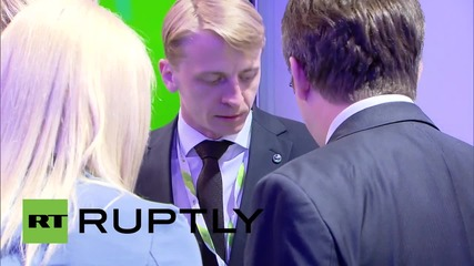 Russia: SPIEF economic forum launches in St. Petersburg
