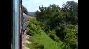 През Сърбия С Влак