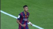 Фк Барселона - Гранада Фк La Liga 27.09.2014