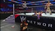 Fandango vs. Bo Dallas: Wwe Main Event, June 24, 2014