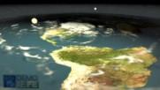 Плоската Земя по Холандската Телевизия - Майк Кавану и Бастиан Сорал - Стамат