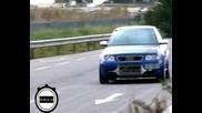 Audi S3 с 800 коня под капака лудо