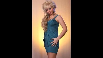Талантливата Александра записа народна песен - Малка мома