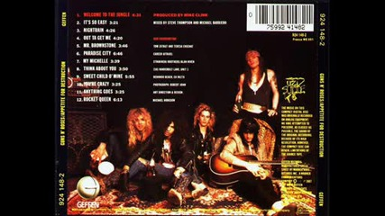 Gnr - Think About You