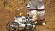 Spain: See the latest MOONWALK tech making Mars safe for astronauts
