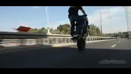 stunts of city