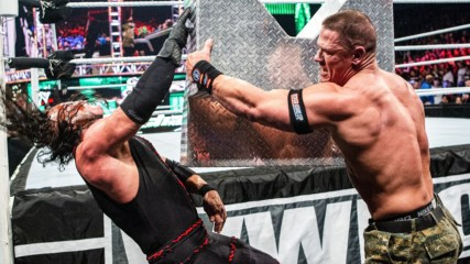 John Cena vs. Kane – Ambulance Match: WWE Elimination Chamber 2012 (Full Match)