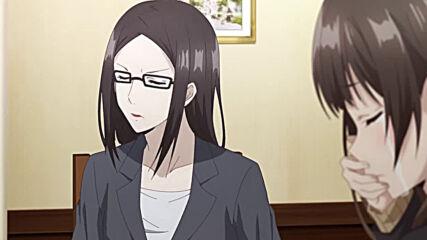 [ Bg subs] Hige o Soru. Soshite Joshikousei o Hirou. - 12