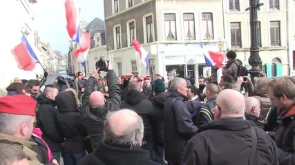 France: Right-wing activists demand release of General Piquemal