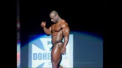Dexter Jackson Routine At Australian Gp 20