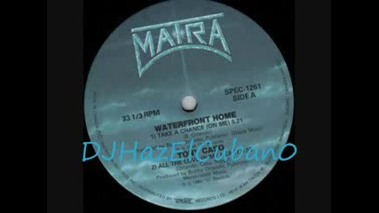 Tony Caso - All The Love In My Heart Extended 1983 - vinyl