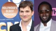Пи Диди и Аштън Къчър въртят холивудски БРОманс
