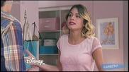 Violetta 3: Леон и Виолета говорят (eп. 64) + Превод
