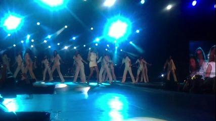 Live Анелия-така ме кефиш/концерт 10 Години на сцена/