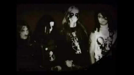 Mayhem - Euronymous Interview Part 1