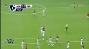 Манчестър Юнайтед - Кпр 4:0 14.09.2014