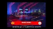 Eurojunior 2004 Maria Isabel-antes muerta que sencilla
