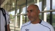 Треньорът на волейболистките ни:  Няма звезди, няма индивидуалности, има само отбор!