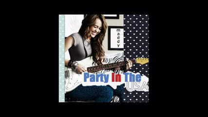 Miley Cyrus - Party In The U S A Превод
