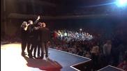 Amadeus Band-,dom Sindikata Poklanjanje Paketica I Dvd Ada 26.12.2013