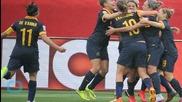 Australia Shocks Brazil In Women's World Cup Quarter Finals
