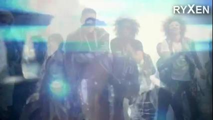 Lmfao vs Nicki Minaj vs Cobra Starship vs The Cataracs - Feel The Party Bass