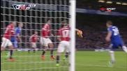 Имаше ли дузпа за Челси срещу Манчестър Юнайтед?