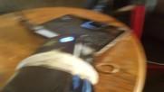Лаптоп срещу ластици