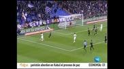 """Гарет Бейл отбеляза хеттрик за победата на """"Реал"""" с 3:0 над """"Валядолид"""""""