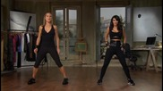 Kim Kardashian Abs Body Sculpt 1 - Fit in Your Jeans by Friday Dvd Корем