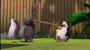 Пингвините от Мадагаскар ep5