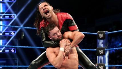 Finn Bálor vs. Shinsuke Nakamura: SmackDown LIVE, July 10, 2019