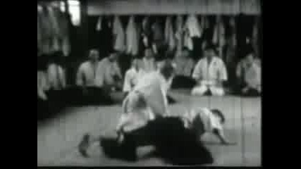 Морихей Уешиба - Такемусу - Част 1