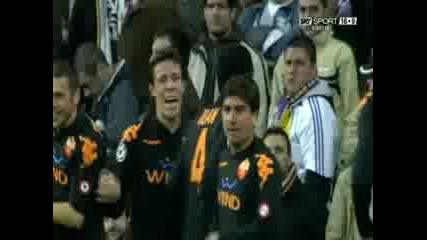 Real Madrid-Roma 1 : 2