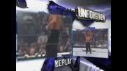 Unforgiven 2007 - Batista Vs. Rey Mysteriо vs Khali!