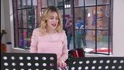 Violetta singing syper song - Quiero