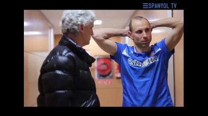 Официално: Мартин Петров е играч на Еспаньол !